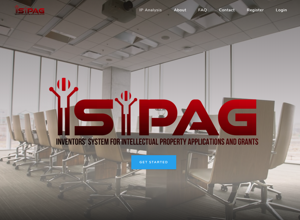 iSIPAG Homepage