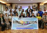 DOST-TAPI conducts ISP in Las Piñas and implements PISAY on-the-job training
