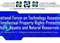 1st National Forum on Tech Assessment and IPR on AANR (2019)